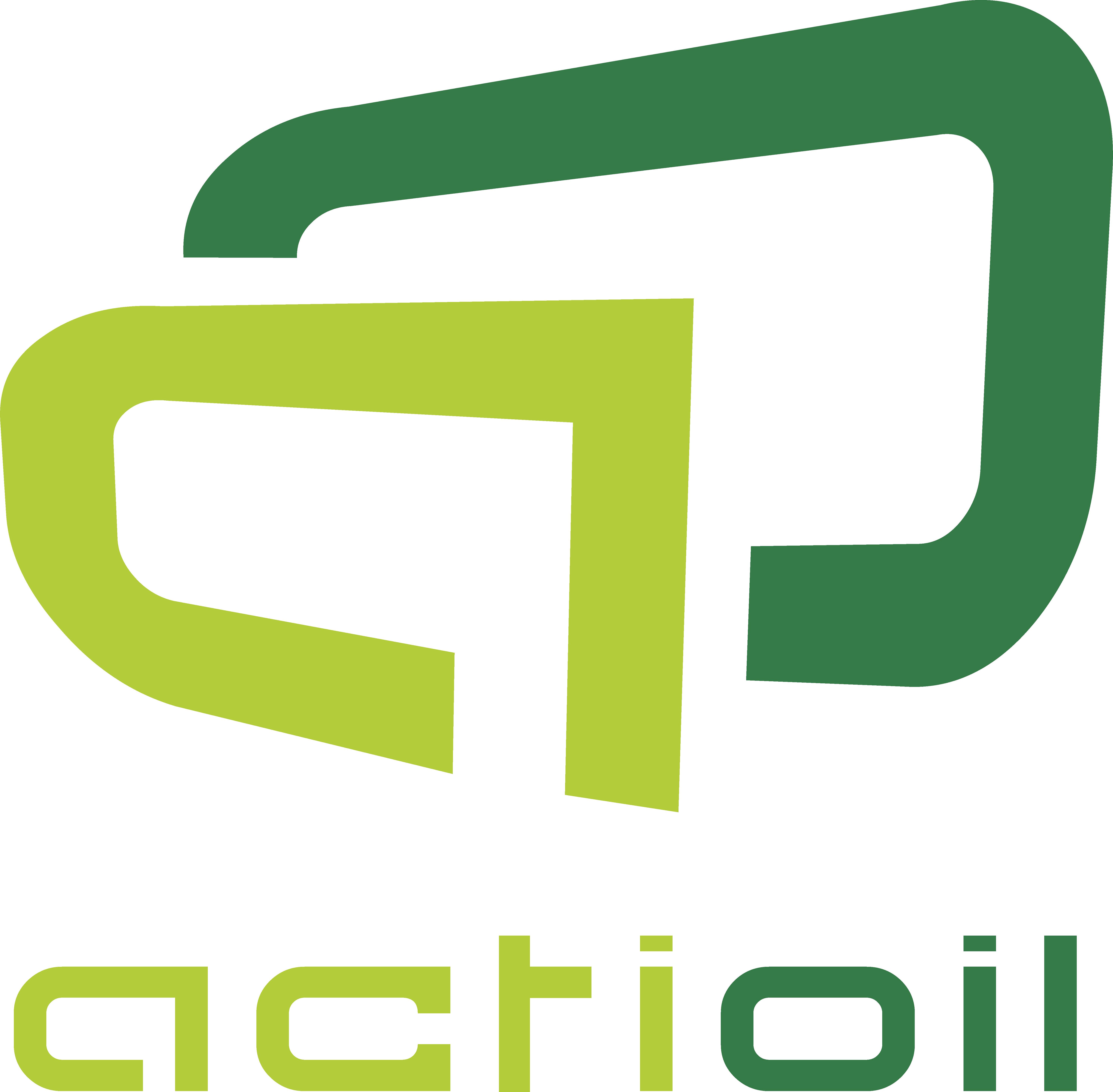 actioil Logo (grün)